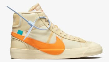Off-White x Nike Blazer Mid Canvas