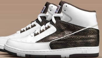 Nike Air Python Lux SP White/Baroque Brown