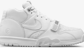 Nike Air Trainer 1 Mid Premium White/Wolf Grey-White