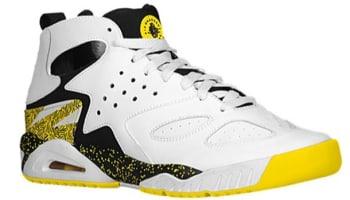 Nike Air Tech Challenge Huarache White/Black-Tour Yellow
