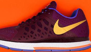 Nike Air Zoom Pegasus 31 Women's Deep Garnet/Hyper Grape-Purple Haze-Metallic Gold