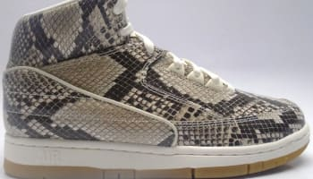 Nike Air Python Premium Brown/Sail-Gum Light Brown-Light Stone