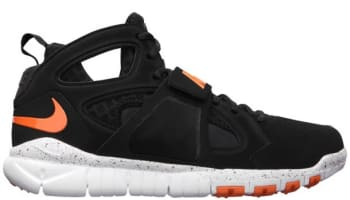 Nike Huarache Trainer Free Shield NFL Cleveland Browns