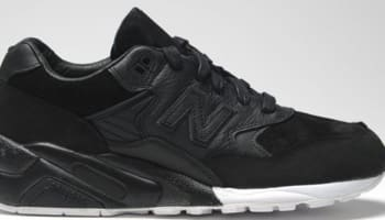 New Balance 580 Black/White