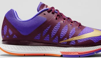 Nike Air Zoom Elite 7 Women's Deep Garnet/Hyper Grape-University Red-Metallic Gold