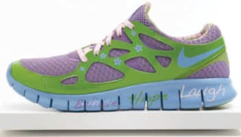 Mackenzie's Nike Free Run+ 2 Women's DB Doernbecher