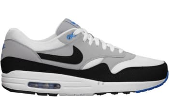 Nike Air Max 1 Essential White/Black-Wolf Grey-Photo Blue