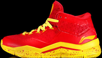Li-Ning Way Of Wade 3 Lite Red/Yellow
