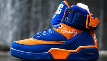 Ewing Athletics Ewing 33 Hi Dazzle Blue/Vibrant Orange