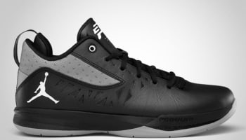 Jordan CP3.V Black/White-Stealth