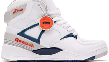 Reebok The Pump Certified White/Royal-Sheer-Orange