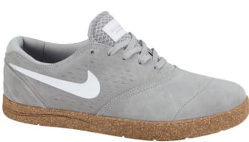 Nike Eric Koston 2 SB Wolf Grey/White-Gum Medium Brown