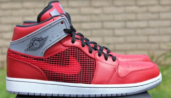 Air Jordan 1 Retro '89 Toro Fire Red