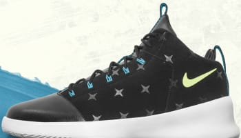 Nike Hyperfr3sh Print N7 Black/Dark Turquoise