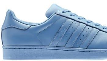 adidas Superstar Half Blue/Half Blue-Half Blue
