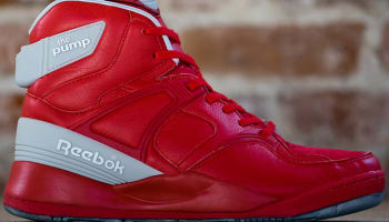 Reebok The Pump Certified Red/Grey