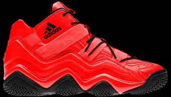 adidas Top Ten 2000 Infrared/Infrared-Black