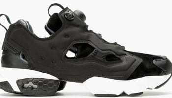 Reebok Instapump Fury Black/Gravel-White