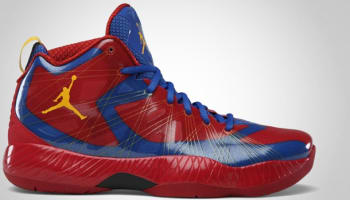 Air Jordan 2012 Lite Super Heroes Game Royal/Varsity Maize-Gym Red