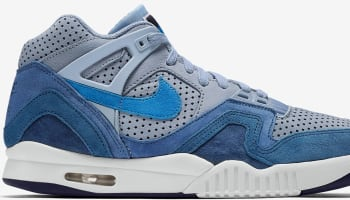 Nike Air Tech Challenge II QS Blue Grey/Photo Blue-Obsidian-Summit White-Court Blue-Star Blue