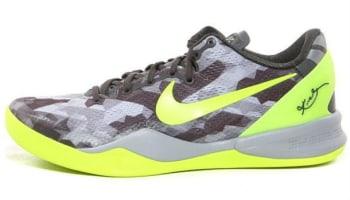 Nike Kobe 8 System Sport Grey/Volt