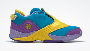 BBC Ice Cream x Reebok Answer V Malibu Blue/Regal Purple-Boldly Yellow