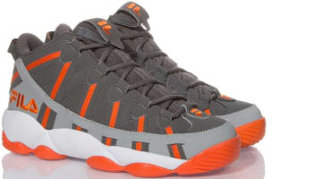Fila Spaghetti Pewter/Grey-Radiant Orange