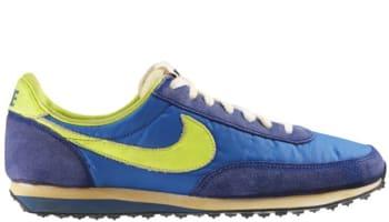Nike Elite Vintage NRG Italy Blue/Volt-Varsity Royal