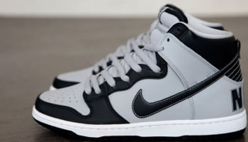 Nike Dunk High Premium SB Dark Obsidian/Dark Obsidian-Wolf Grey