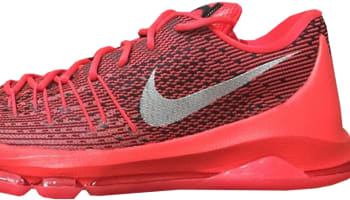 Nike KD 8 Bright Crimson/White-Black
