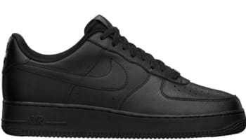 Nike Air Force 1 Low LE QS Black/Black