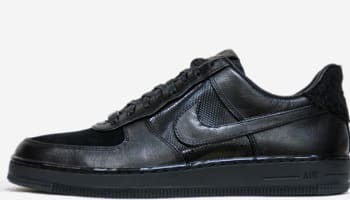 Nike Air Force 1 Low Downtown Leather QS Black/Black-Anthracite