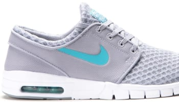 Nike Stefan Janoski Max SB Wolf Grey/Light Retro-White