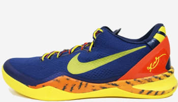 Nike Kobe 8 System Barcelona Deep Royal/Team Orange