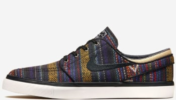 Nike Zoom Stefan Janoski SB Multi-Color/Black-White