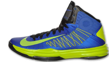 Nike Lunar Hyperdunk 2012 Game Royal/Atomic Green-Black