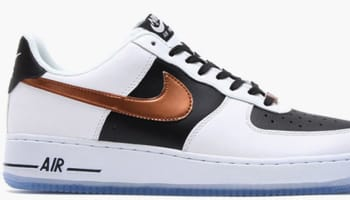 Nike Air Force 1 Low White/Copper-Black