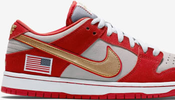 Anonymous x UnheardOf x Nike Dunk Low Pro SB Cincinnati Reds