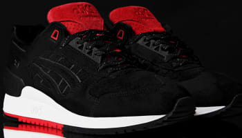 Concepts x Asics Gel Respector Black Widow