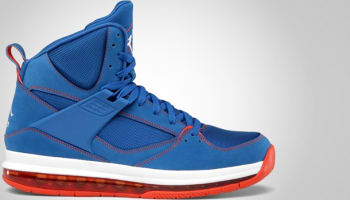 Jordan Flight 45 High Max Game Royal/White-Team Orange