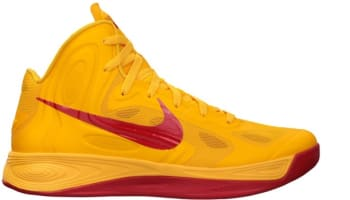 Nike Zoom Hyperfuse 2012 University Gold/University Red