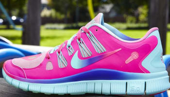 Bella's Nike Free Run 5.0 Women's DB Doernbecher
