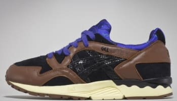 Asics Gel-Lyte V Brown/Black-Purple