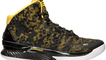 Under Armour Curry One Black/Taxi