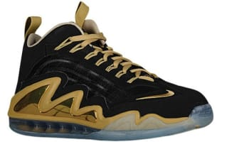 Nike Air Max 360 Diamond Griffey Black/Metallic Gold-Wolf Grey