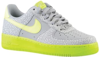 Nike Air Force 1 Low Wolf Grey/Volt