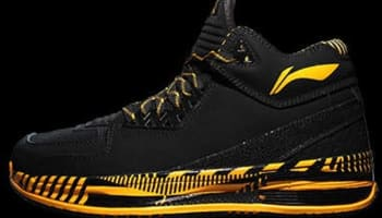 Li-Ning Way Of Wade 2 Black/Yellow