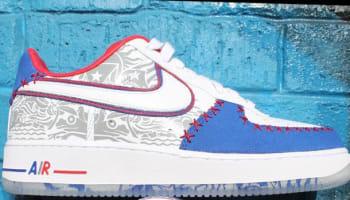 Nike Air Force 1 Low CMFT Premium Puerto Rico