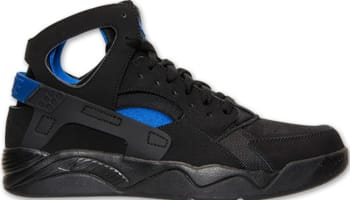 Nike Air Flight Huarache Black/Lyon Blue