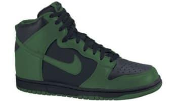 Nike Dunk High Gorge Green/Black